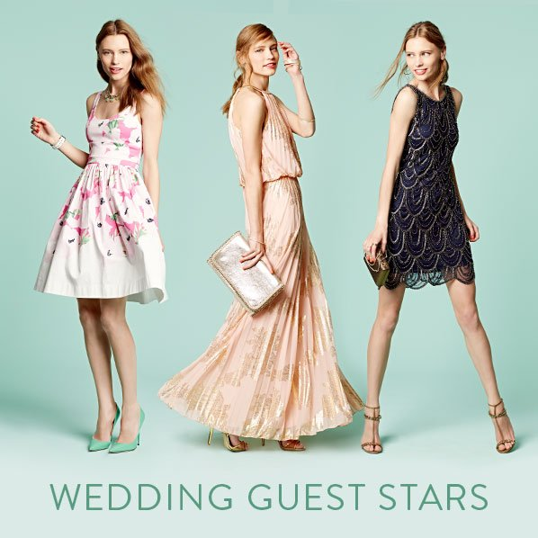 Nordstrom: Reception-Ready Dresses, from Garden to Glam   Milled