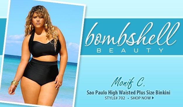 95fbd5689a55e Always for Me  NEW Monif C Sexy   Luxurious Swimwear