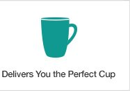 Delivers You the Perfect Cup