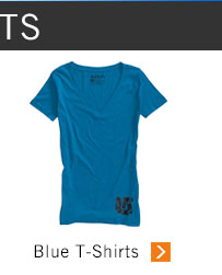 Shop Womens Blue T-Shirts »