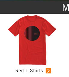 Shop Mens Red T-Shirts »