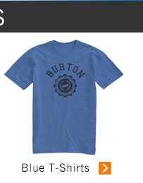 Shop Mens Blue T-Shirts »