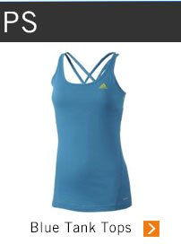 Shop Womens Blue Tank Tops »