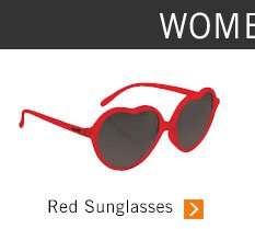 Shop Womens Red Sunglasses »