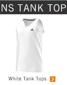 Shop Mens White Tank Tops »