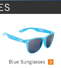 Shop Mens Blue Sunglasses »