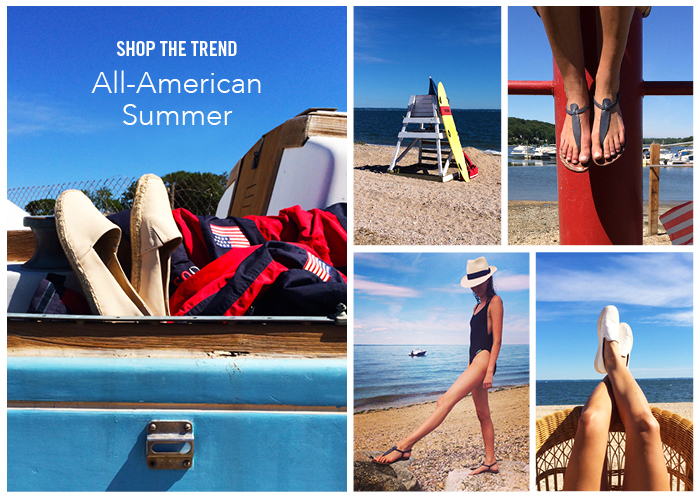 Sam Edelman Shoes: All-American Summer & New Markdowns ...