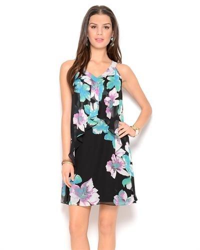 SL Fashions Fly Away Ruffle Dress