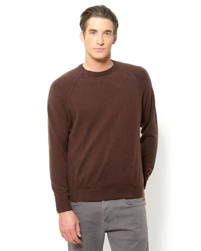 Toscano Pure Cashmere Knit Sweater