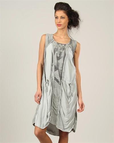 Angels Never Die Printed Dress