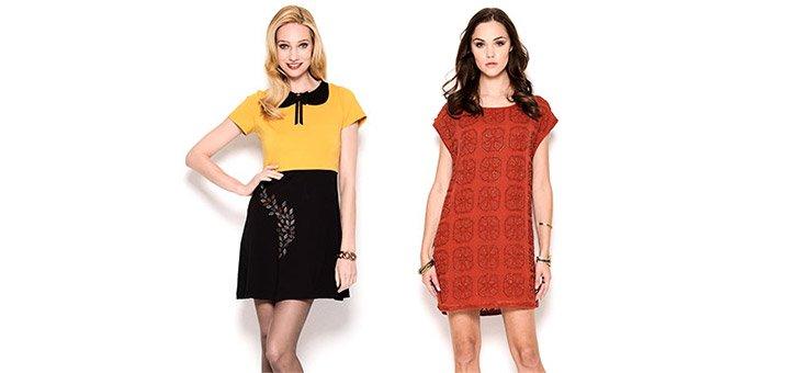 Dresses: Mini