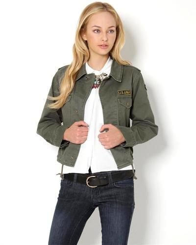 Achro Army Jacket