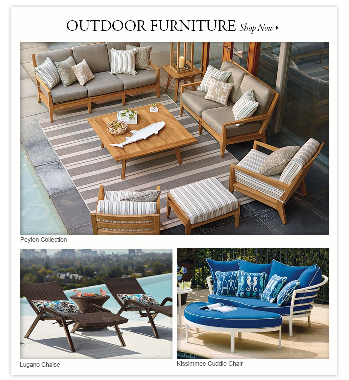 Frontgate Save Big With Up To 40 Off Free Shipping On Outdoor Furniture Outdoor Living