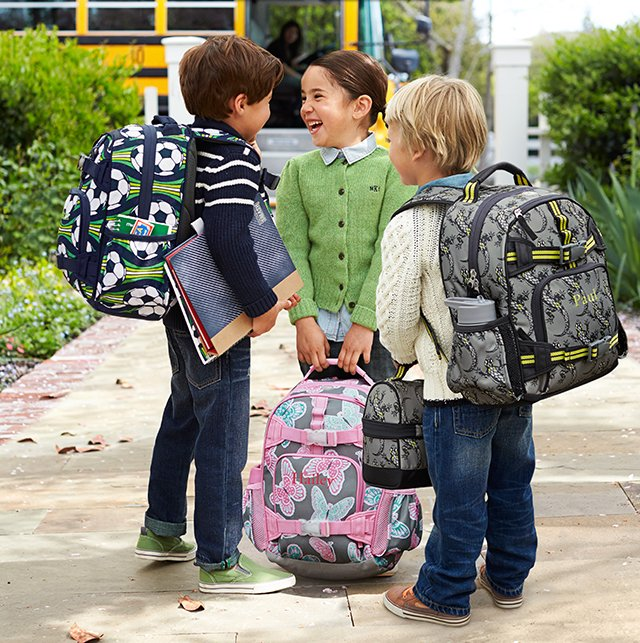 Pottery Barn Kids: Best in Class! New Fall backpacks, lunch bags ...