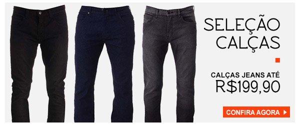 Selecao Calcas Jeans Ate 199,90