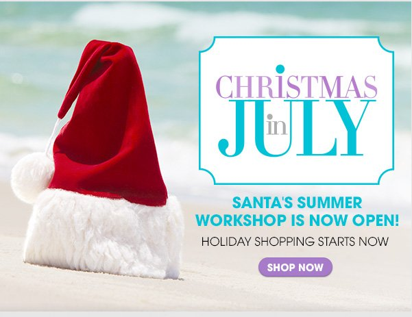 Hsn Christmas In July 2020 Schedule HSN: Merry Christmas in July! Holiday Savings Start Now | Milled