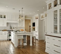 Take This Familys 400 Square Foot Kitchen In A Sophisticated Farmhouse Southern Connecticut More