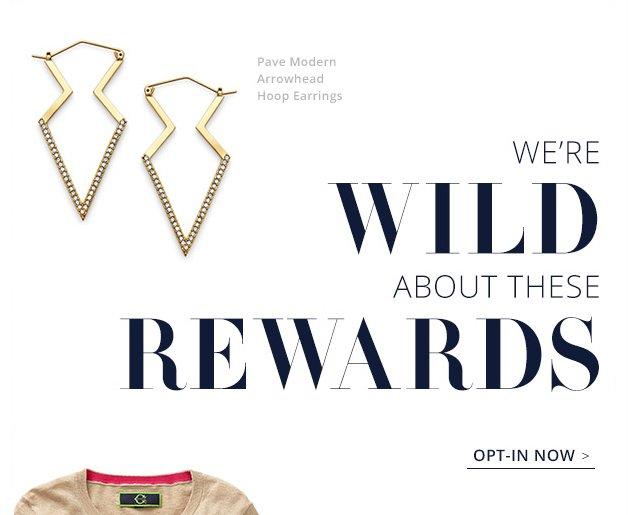 We're wild about these rewards