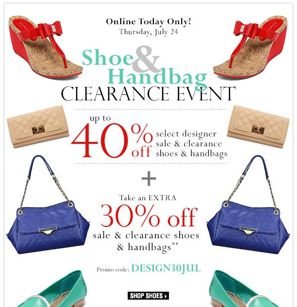 Shoes clearance sale online. Shoes