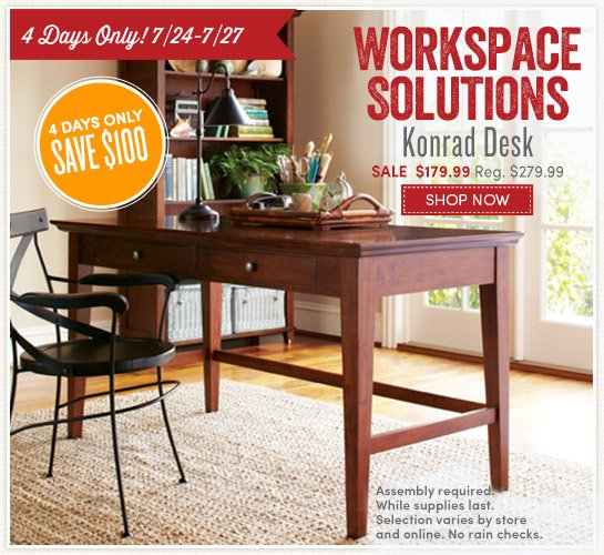 cost plus world market 4 days only save 100 on the konrad desk rh milled com cost plus josephine desk cost plus desk accessories