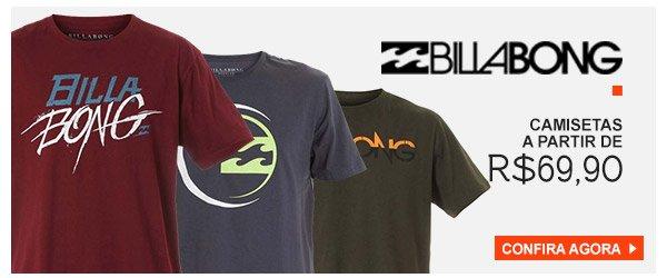 Camisetas Billabong a partir de 69,90