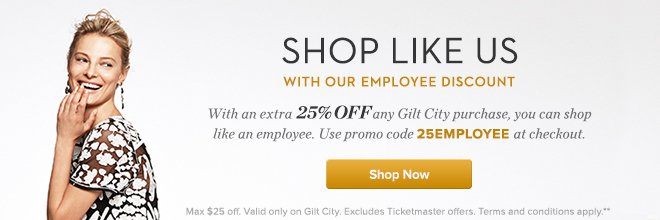 Gilt city use our employee discount blueprintcleanse chic gilt city malvernweather Gallery