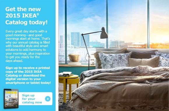 Ikea The New 2015 Ikea Catalog Is Here Milled