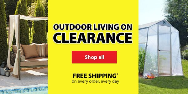 walmart canada outdoor living on clearance back to