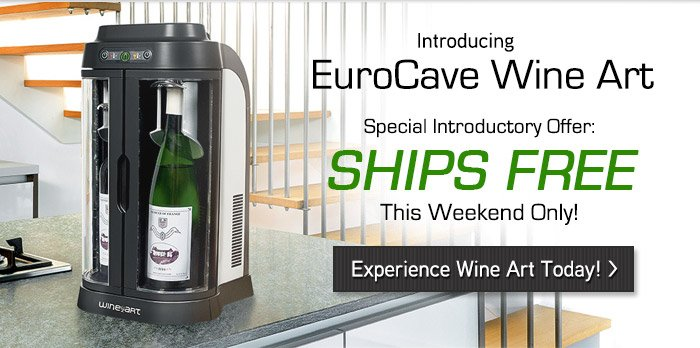 Wine Enthusiast: Just In: EuroCave Wine Art + We\'re Shipping It Free ...