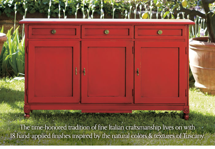 Ballard Designs Save 15 On Furniture Experience Our Casa Florentina Collection Milled