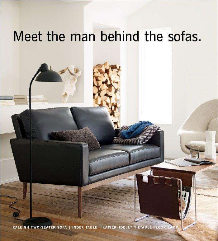 Meet The Man Behind The Sofas.