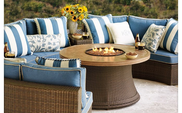 Frontgate Free Shipping Up To 50 Off Outdoor Furniture During