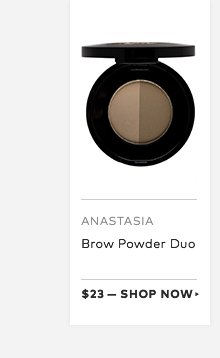 Get the goods Anastasia Brow Powder Duo, $23