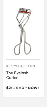 Kevyn Aucoin The Eyelash Curler, $21