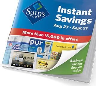 The Sam's Club Instant Savings Book details its November 1-day sale, early deals on TVs, Apple gear and more ahead of Black Friday.