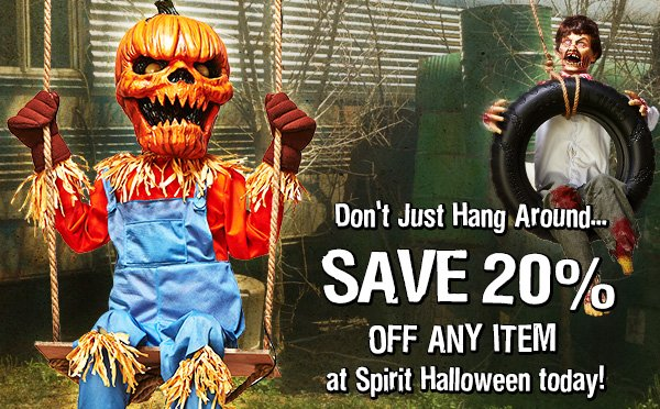 spirit halloween stores are now opening save20percent