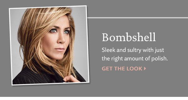Get the Look: Jen's Bombshell Look