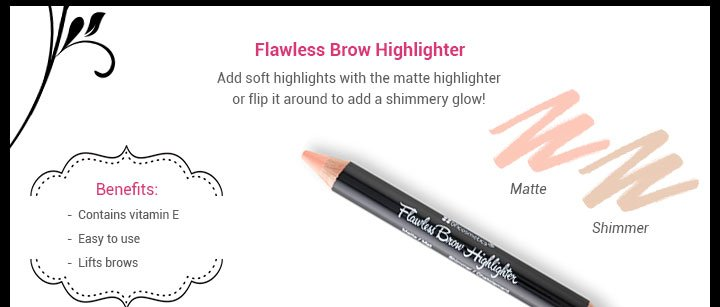 Flawless Brow Highlighter by BH Cosmetics #22