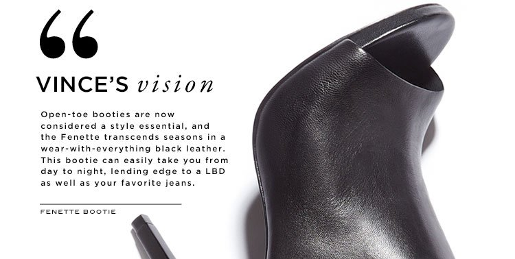 vince camuto open toe boots