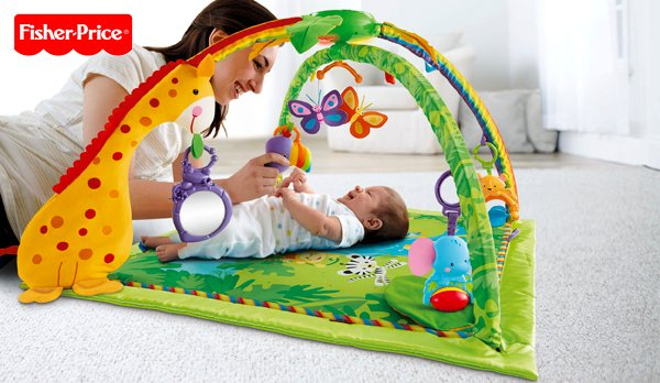 Smyths Toys HQ: Great Savings on Fisher-Price Baby Toys! | Milled