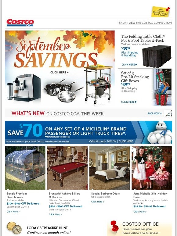 Costo: Update Your Home and Prepare for the Holidays - Plus