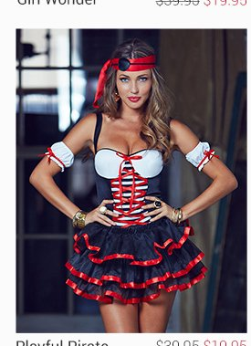 Adore Me: What\'s Your Halloween Fantasy Costume? | Milled
