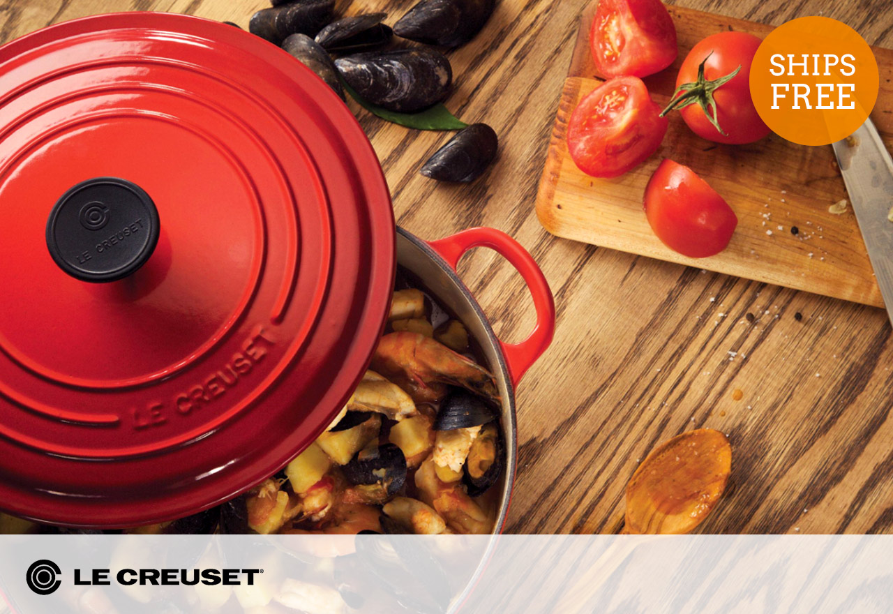 Le Creuset Favorites