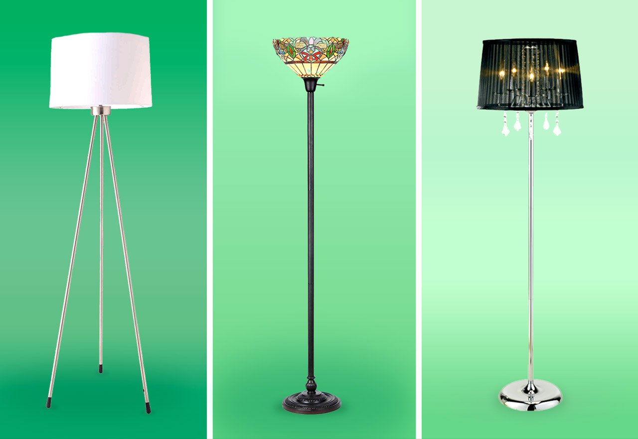 Floor Lamps from $50