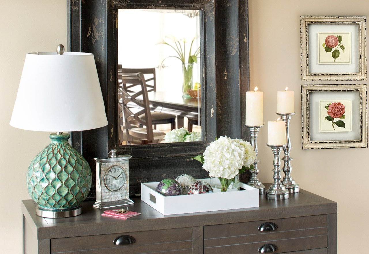 Statement Mirrors & More