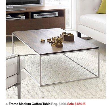 Attrayant Frame Medium Coffee Table ...
