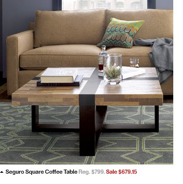 Crate and Barrel Last chance 15 off accent tables ends today