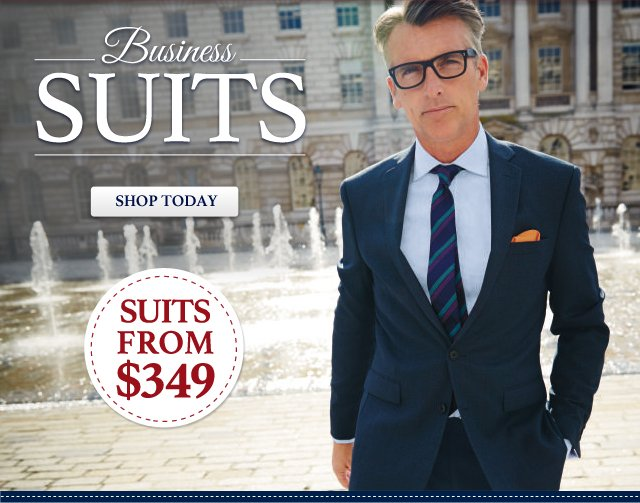 Charles Tyrwhitt Suits From 349 In Our Sale Making