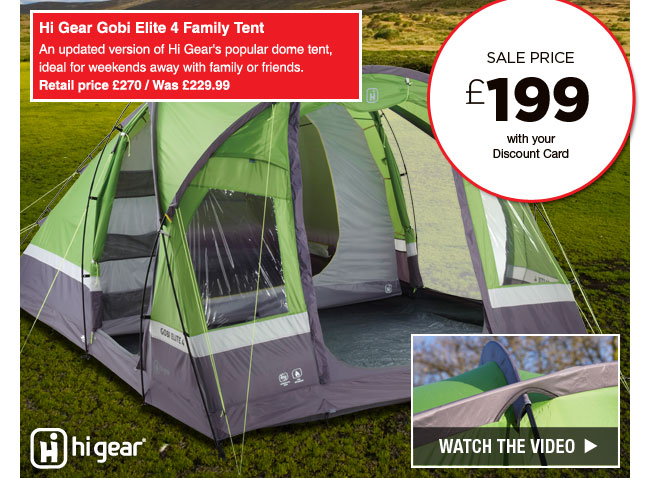 bde66c89a4d Go Outdoors  Last chance to save! Sale ends Tuesday