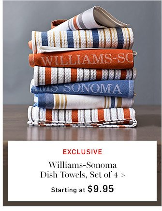 Williams-Sonoma: Must-Haves for Every Kitchen - In Stores